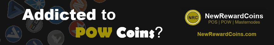 New POW | POS | Masternode Coins